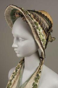 Bonnet de 1850.