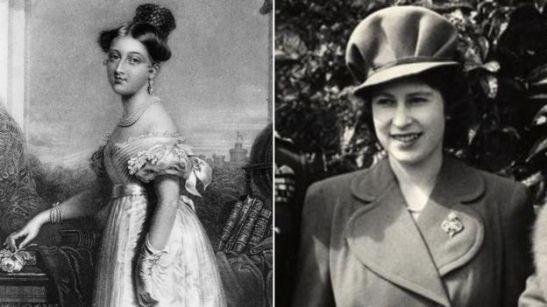 Por volta de 400 mil pessoas se reuniram em volta de Londres para ver a coroação da Rainha Vitória, mas estima-se que 27 milhões de pessoas na Grã-Bretanha viram a coroação de Elizabeth II pela televisão, enquanto 11 milhões ouviam pelo rádio.