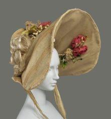 Bonnet de 1830.