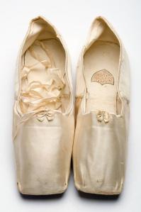 Sapatos de 1833.