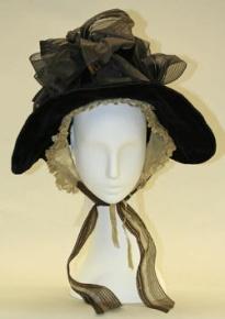 Bonnet de 1835.