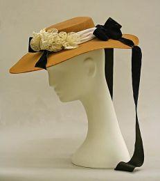 Chapéu de 1850.