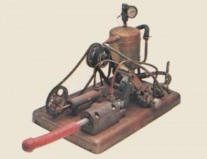 Vibrador de 1864.