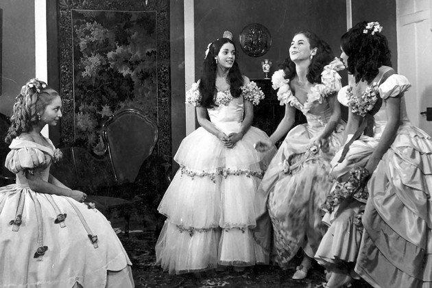 Novelas brasileiras que se passavam no século 19 e seus