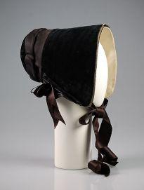 Bonnet de 1845.