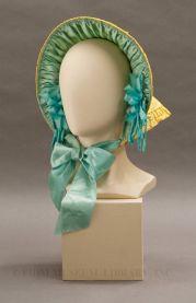 Bonnet 1852.