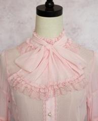 Jabô lolita inspirado nos modelos vitorianos.