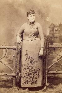 Fotografia de 1885 - 1890.
