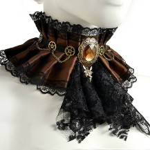 Jabô steampunk inspirado nos modelos vitorianos.