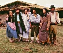 Glória Pires, Camilo Bevilacqua, Marlise Saueressig, Marcos Breda, Simone Castel, Aldo Cesar e Camilo.