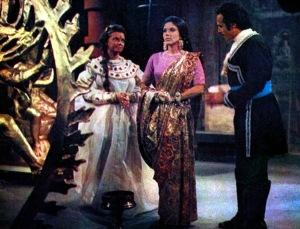 Diana Morel com Yoná Magalhães e Carlos Alberto