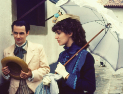Daniel Dantas e Patrícia Pillar.
