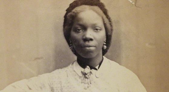 Fotografia de Sara, 1862.