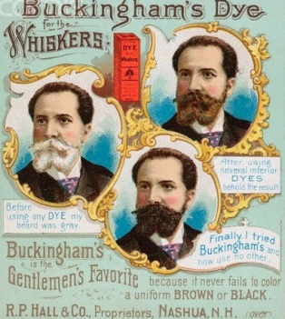 TInta Buckingham. Entre 1870-1900.