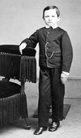 """Thomas """"Tad"""" Lincoln III."""