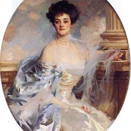 Casamentos arranjados: a bela herdeira norte-americana Adele Beach Grant se casou com o Conde de Essex.