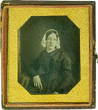Daguerreótipo de 1843.