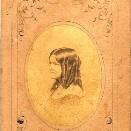 CDV de 1860.